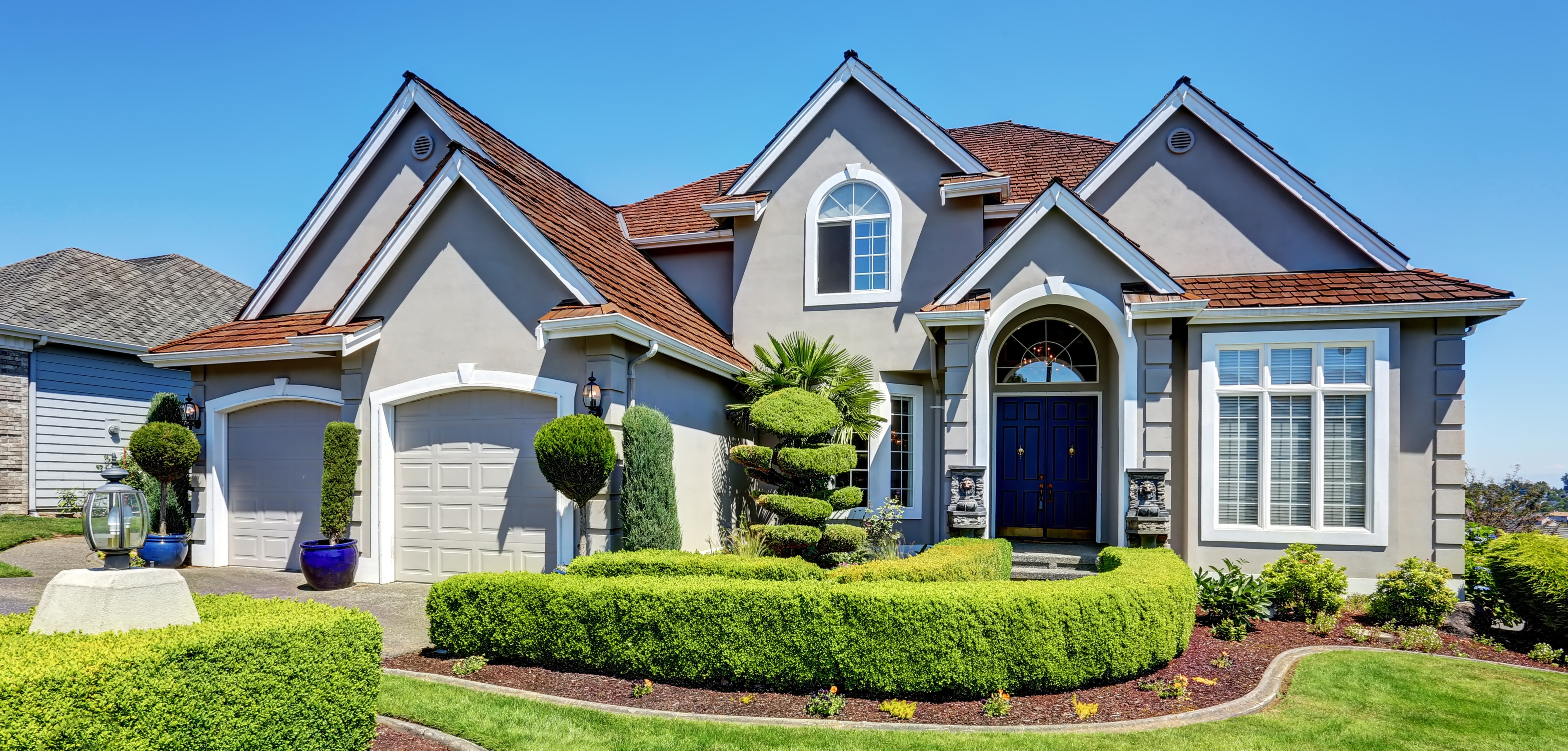 Exterior painting contractors new orleans for Exterior house painting companies
